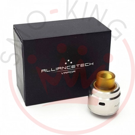 Alliancetech The Flave Atomizzatore Rda Single Coil 24mm Stainless Steel