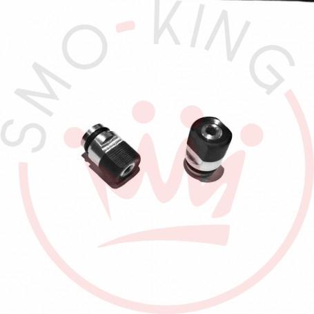 Sasa' Mods Triptilt Version Flat Steel And Derlin Black