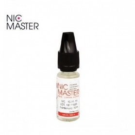 Nic Master Base Neutra 10ml 80/20 Tpd 18 mg