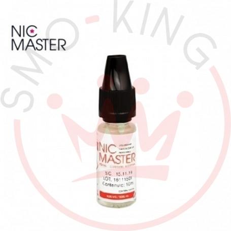 Nic Master Base Neutra 10ml 80/20 Tpd 18 mg