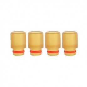Drip Tip In Ultem Suitable for all Atom with 510 Attachment