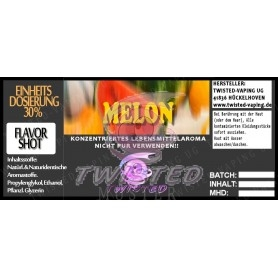 Twisted Melon Aroma 10ml