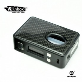 Hcigar Vt Inbox Squonker Black Only Box 75watt Dna Evolv