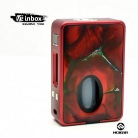 Hcigar Vt Inbox Squonker Red Solo Box 75watt Dna Evolv