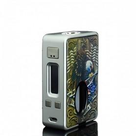 Hcigar Vt Inbox Squonker Silver Solo Box 75watt Dna Evolv