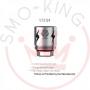 Smok Resistenze Tfv12 V12 Q4 Da 0.15 Ohm Blister 3 Pezzi