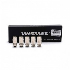 Wismec Head Coil For Reux Mini/amor Mini 0.2 ohm - 5 Pcs