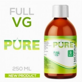 Pure Base Full Vg 0 Mg Pure Ribilio 250ml