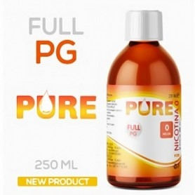 Pure Base Full Pg 0 Mg Pure Ribilio 250ml