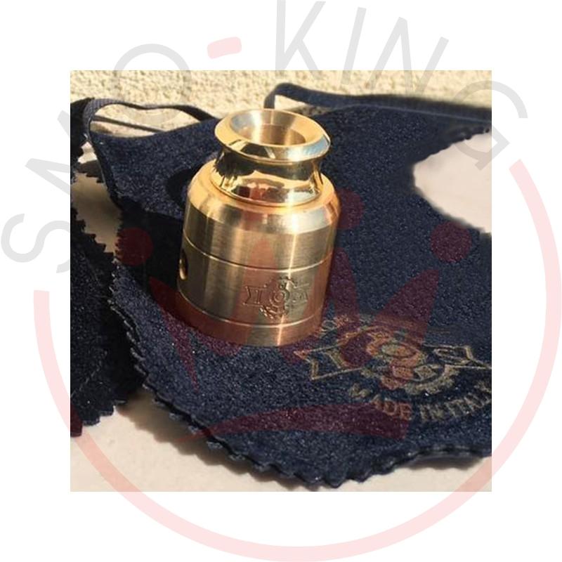 IRON STEAM Cap-And-Drip Brass Mat