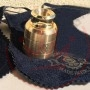IRON STEAM Cap-And-Drip Brass Mat