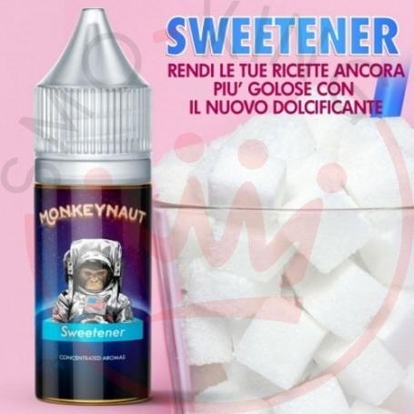 Monkeynaut Sweetener Dolcificante Aroma 10ml