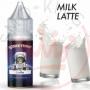 Monkeynaut Latte Aroma 10ml