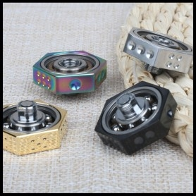 Vape Spinner Silver 510 per Box Mod