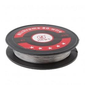 Mkws Nichrome 80 Wire 22ga 9ml
