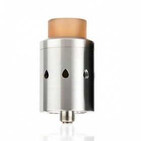 Cthulhu Class Rda Atomizer Regenerable With Pin Bf 24mm Silver