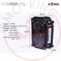 Xomo 150w Gt Laser 255 S Box Mod 3500mah Black