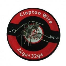 Mkws Clapton Wire 24ga+32ga 4