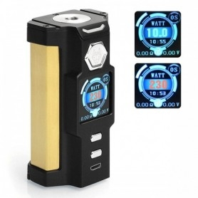 Snow Wolf Vfeng 230w Solo Corpo Black/Gold