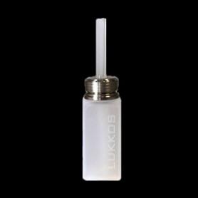 Lukkos Silk Square Silicone Bottle 7.7 ml