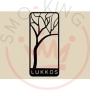 Lukkos Silk Boccetta Square Silicone Bottle 7.7ml