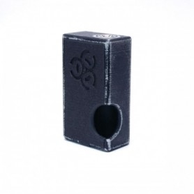 Sol Box Mod Mechanical Bottom Feeder Old Black
