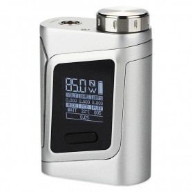 Smok Al85 Only Box Silver