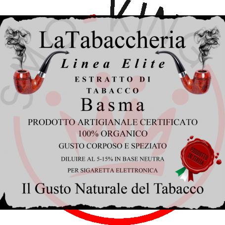 La Tabaccheria Tabacco Basma Aroma Linea Elite 10ml