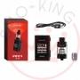 Smok Qbox Tc Kit Completo Con Tfv8 Baby 1600mah Black