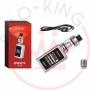 Smok Qbox Tc Kit Completo Con Tfv8 Baby 1600mah Silver