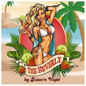 Juice'n Vape The Beverly Aroma 10ml