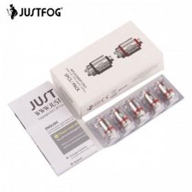 Justfog P16a Coil 1.2 Ohm Resistors Parts 5 Pieces
