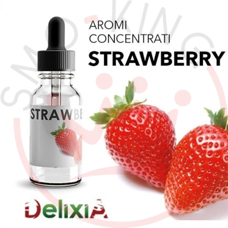 DELIXIA Strawberry Flavour 10ml