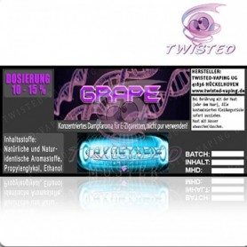Twisted Cryostasis Grape Aroma 10ml