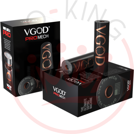 Vgod Pro Mech Mod Online 18650