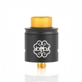Dotmod Dotrda 24mm Atomizzatore Drip E Bottom Feeder Black