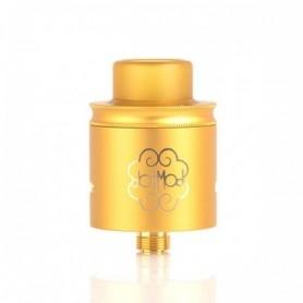 Dotmod Dotrda 24mm Atomizzatore Drip E Bottom Feeder Gold