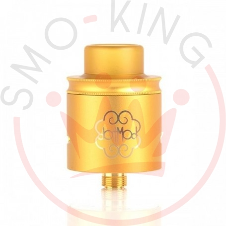Dotmod Dotrda 24mm Atomizzatore Drip E Bottom Feeder Gold