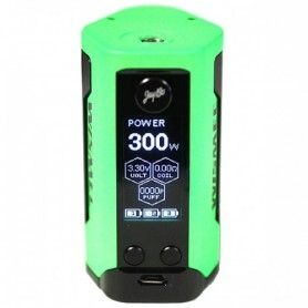 Wismec Reuleaux Rx Gen3 Body Only Green