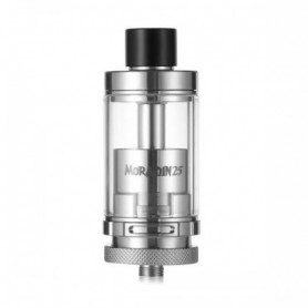 Icloudcig Moradin 25 Atomizzatore 25mm Silver