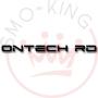 Ontech Rd Seraph Squonk Bottom Feeder Black/Fucsia