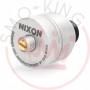 Gas Mods Nixon Rdta V1.5 Atomizer Bottom Feeder 22mm Silver