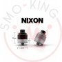 Gas Mods Nixon Rdta V1.5 Atomizzatore Bottom Feeder 22mm Silver