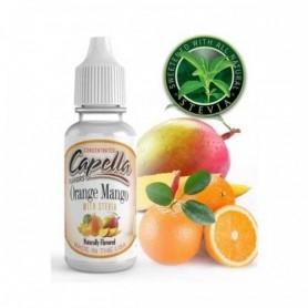 Capella Orange Mango With Stevia Aroma 13ml