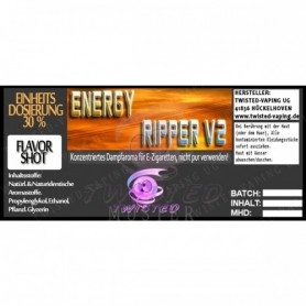 Twisted Energy Ripper V2 Aroma 10ml