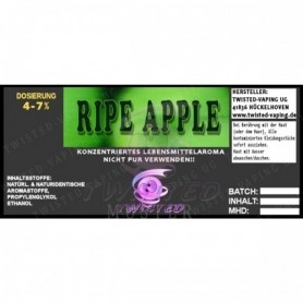 Twisted RIPE APPLE Aroma 10ml