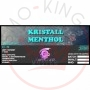 Twisted KRISTALL MENTHOL Aroma 10ml