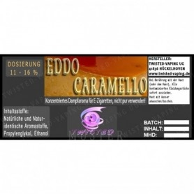 Twisted EDDO CARAMELLO Aroma 10ml