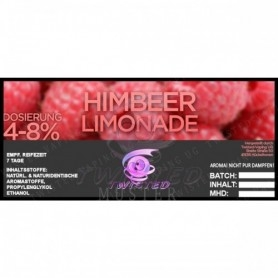 Twisted HIMBEER LIMONADE Aroma 10ml