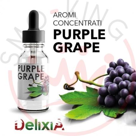 DELIXIA Purple Grape Flavour 10ml